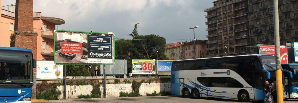 cimasa 111-piazza kennedy parcheggio autobus