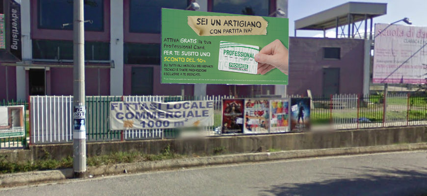 cimasa OF6 – Lioni c/o Centro Comm.le La Fornace